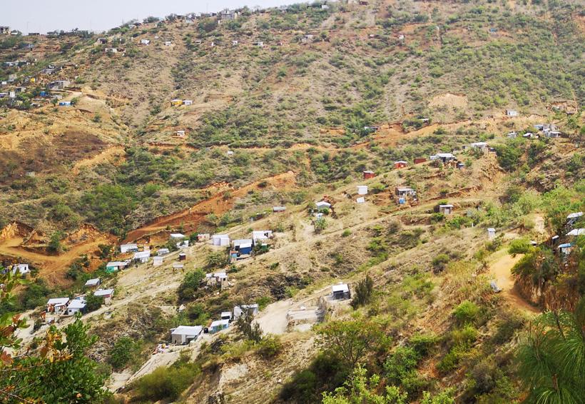 Viguera, asentamientos  irregulares demandan  servicios básicos | El Imparcial de Oaxaca