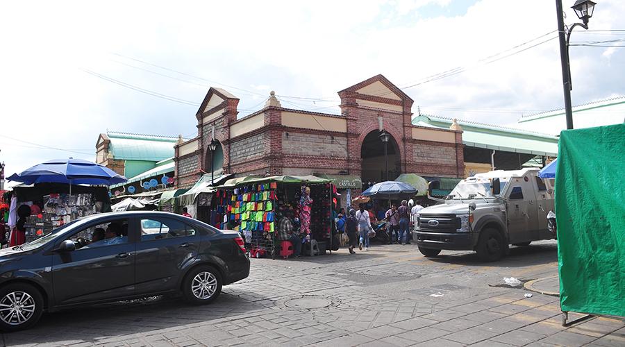 Locatarios del Mercado  Benito Juárez exigen  mayor vigilancia | El Imparcial de Oaxaca