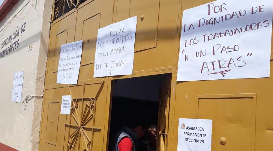 Exigen la salida del  jefe de mantenimiento  de los Servicios de Salud de Oaxaca   El Imparcial de Oaxaca