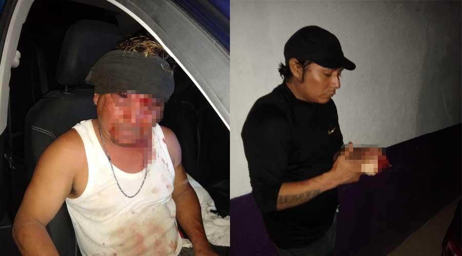 Balacera en Santo Domingo Ingenio deja dos heridos | El Imparcial de Oaxaca