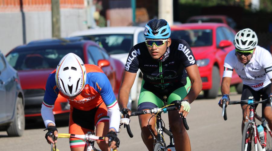 El ciclista Ramón Mejía se corona en La Sabatina | El Imparcial de Oaxaca