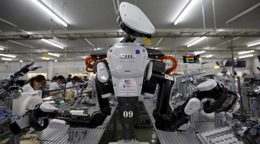 """Robots """"robarían"""" 20 millones de empleos a humanos en 2030   El Imparcial de Oaxaca"""