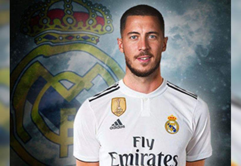 Eden Hazard nuevo elemento del Real Madrid es presentado en el Bernabéu | El Imparcial de Oaxaca