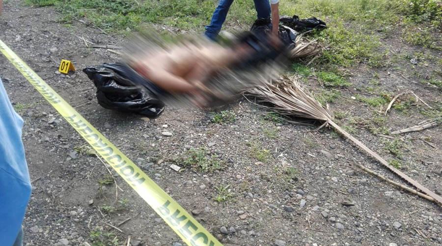 Arrojan cuerpo en San Miguel Soyaltepec, Oaxaca | El Imparcial de Oaxaca
