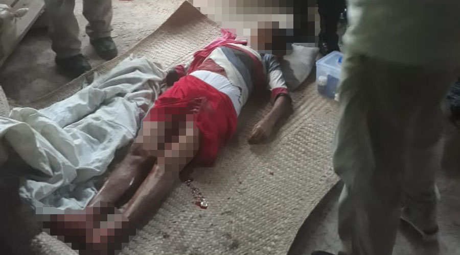 Asesinan con varios tiros de escopeta a adulta mayor en Pochutla | El Imparcial de Oaxaca