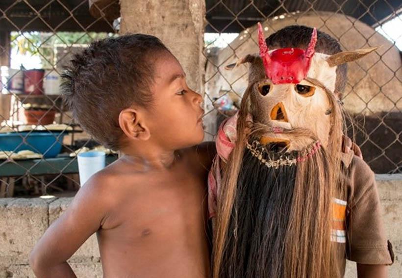 Diablos que encierran terror e historia   El Imparcial de Oaxaca