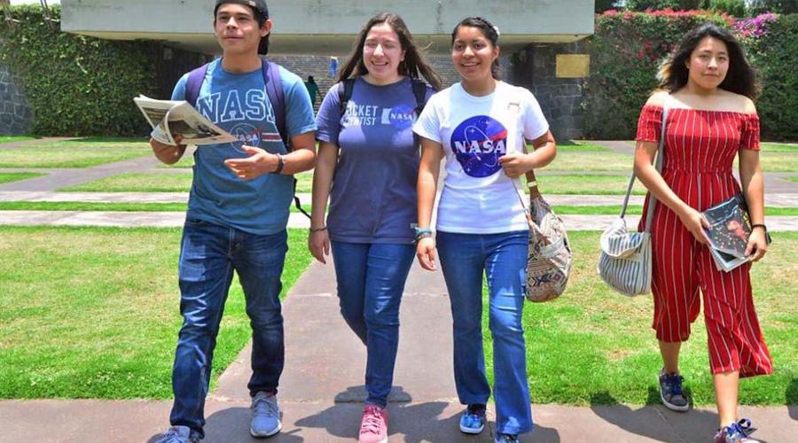 Estudiantes de la preparatoria UNAM ganan concurso de la NASA | El Imparcial de Oaxaca