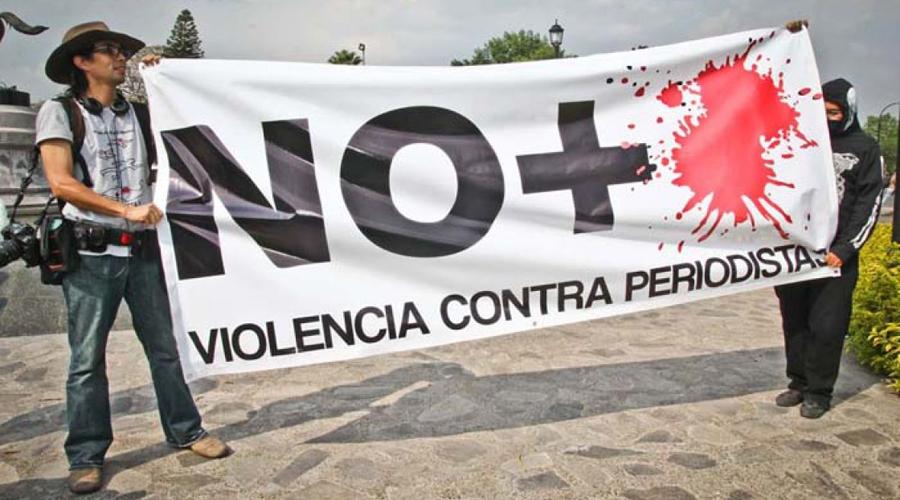 En México, la libertad de expresión cuesta la vida a los periodistas | El Imparcial de Oaxaca