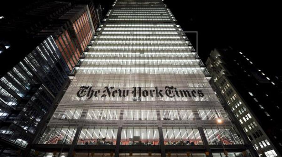 """Editores anuncian, """"The New York Times"""" dejará de publicar cartones polémicos   El Imparcial de Oaxaca"""