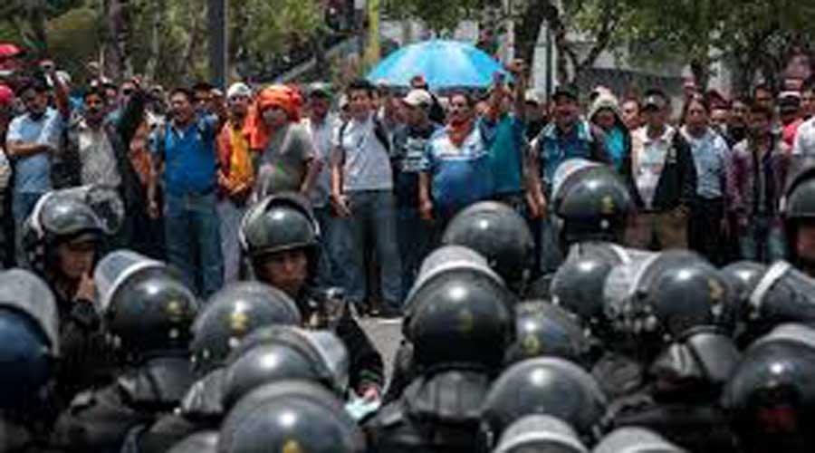 El PTEO va en Oaxaca afirma Alejandro Murat   El Imparcial de Oaxaca