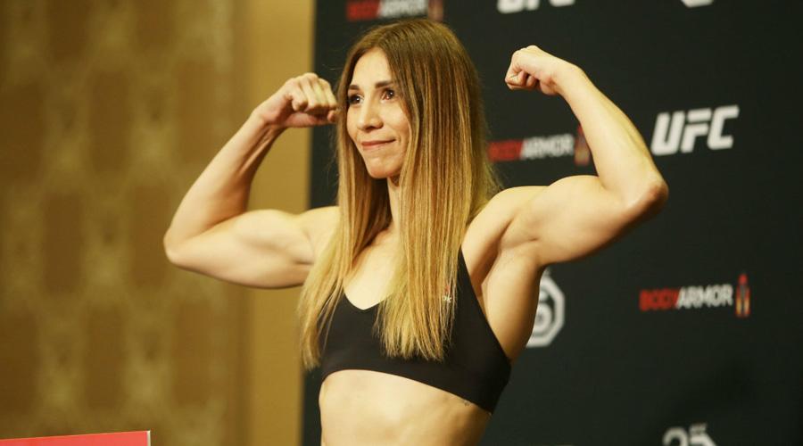 Irene Aldana, la mexicana que aspira a brillar en la UFC | El Imparcial de Oaxaca