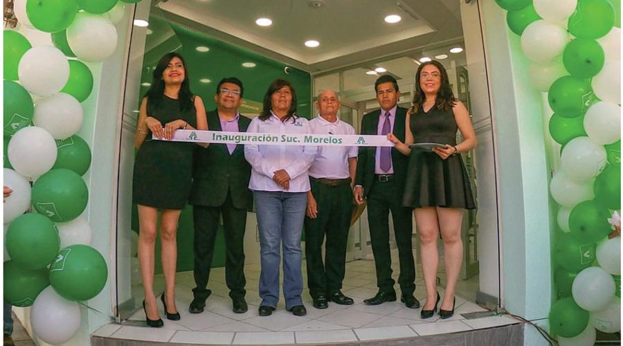 Mejora Caja Popular Mexicana instalaciones de sucursal Morelos | El Imparcial de Oaxaca