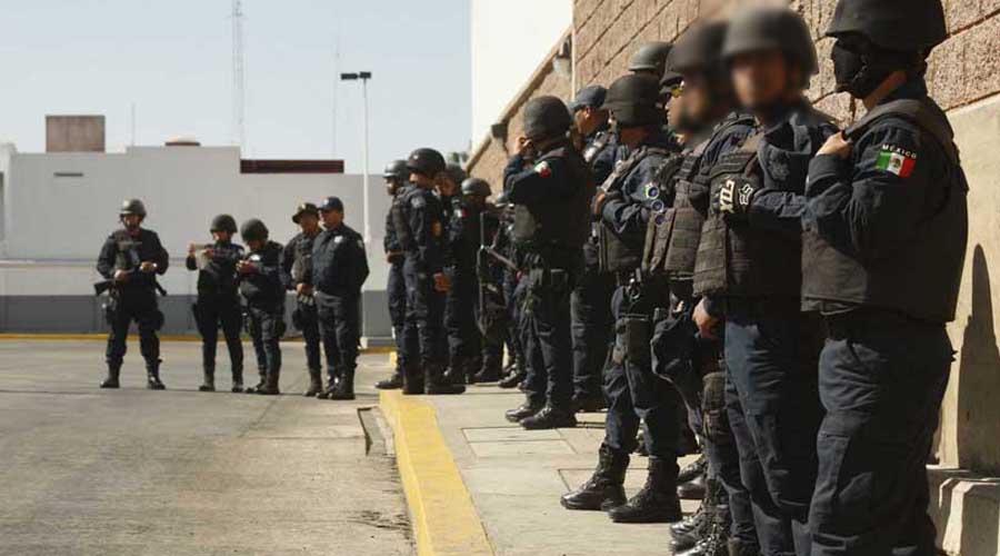 En Oaxaca, 574 policías reprobaron el control de confianza | El Imparcial de Oaxaca