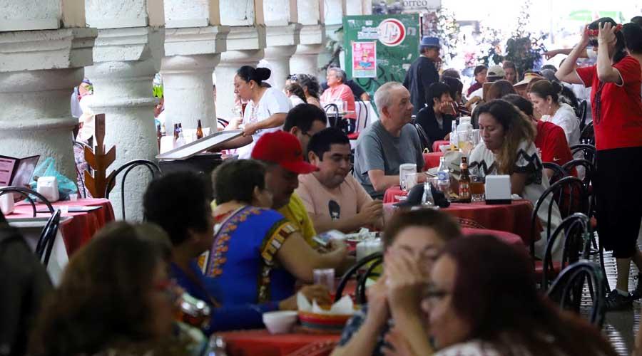 Ocupación hotelera alcanzó hasta 95 por ciento en Oaxaca | El Imparcial de Oaxaca