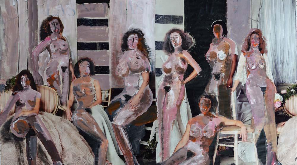 """Inaugurarán """"Magdalenas"""" del artista plástico Vladimir Cora   El Imparcial de Oaxaca"""