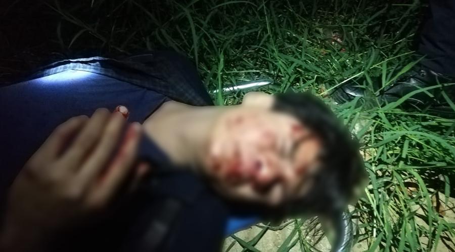 Taxistas golpean salvajemente a joven en la colonia Estrella   El Imparcial de Oaxaca