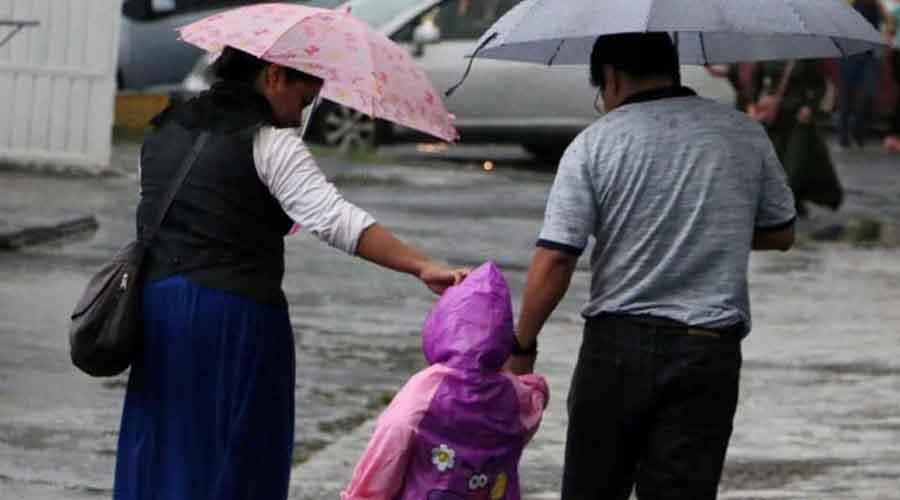 Ondas tropicales generan lluvias en Oaxaca | El Imparcial de Oaxaca