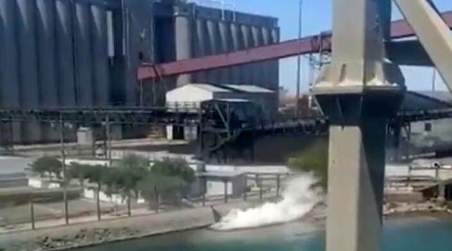 Grupo México derrama ácido sulfúrico en el Mar de Cortés | El Imparcial de Oaxaca