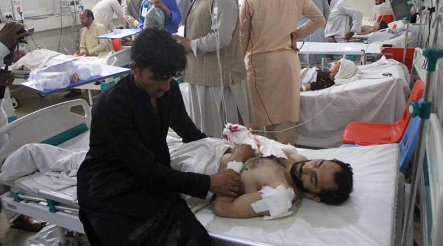 Adolescente se inmola y deja al menos 10 muertos en Afganistán | El Imparcial de Oaxaca