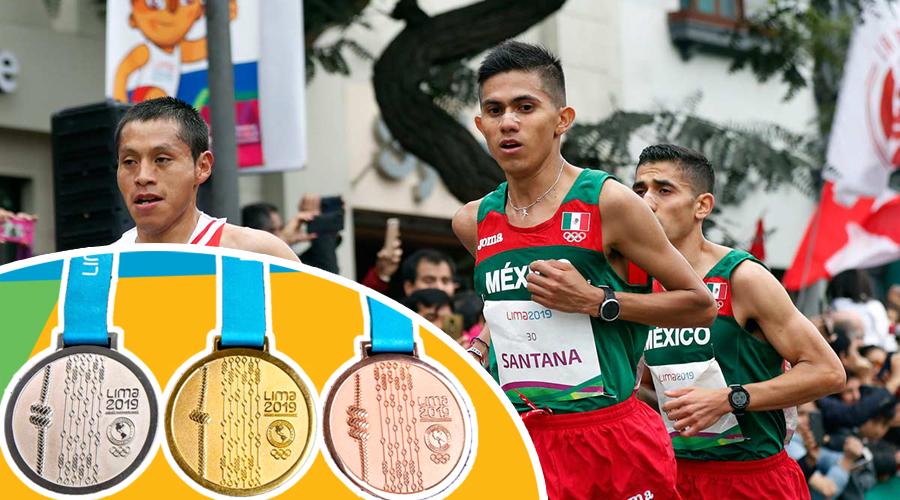 México lidera el medallero en Lima 2019   El Imparcial de Oaxaca