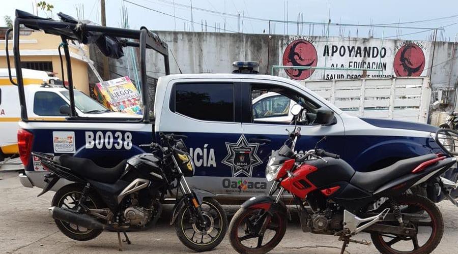 Aseguran motocicletas en Pinotepa Nacional | El Imparcial de Oaxaca