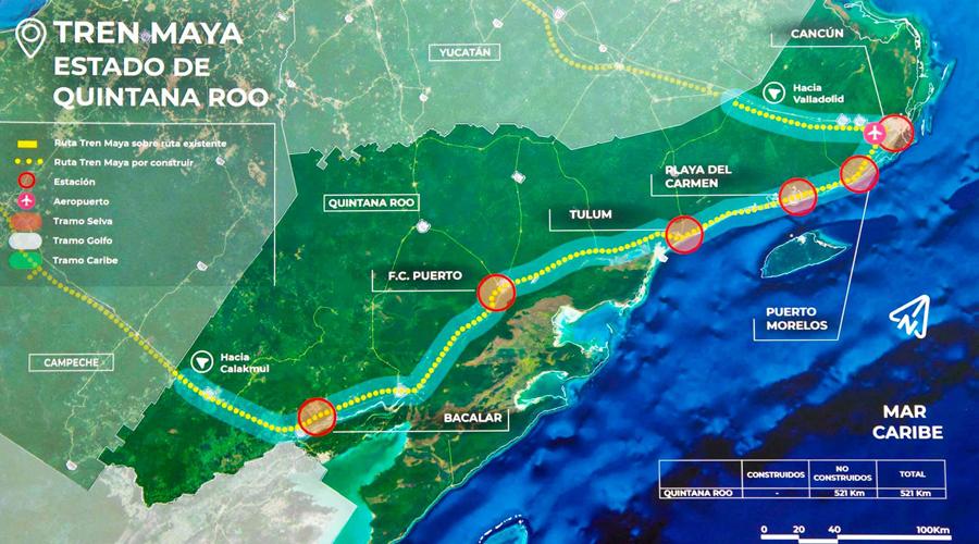 Participarán 33 empresas en licitación para el Tren Maya   El Imparcial de Oaxaca