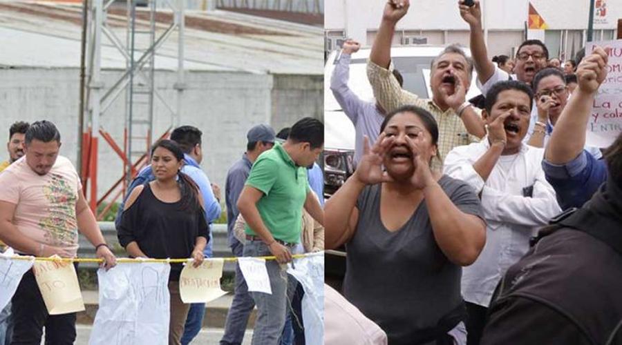 Tabasco aprueba reforma al Código Penal que castiga las protestas   El Imparcial de Oaxaca