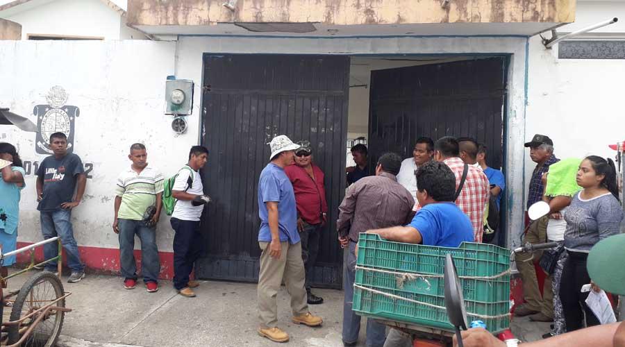 CODECI toma oficinas de la Semovi en Tuxtepec | El Imparcial de Oaxaca
