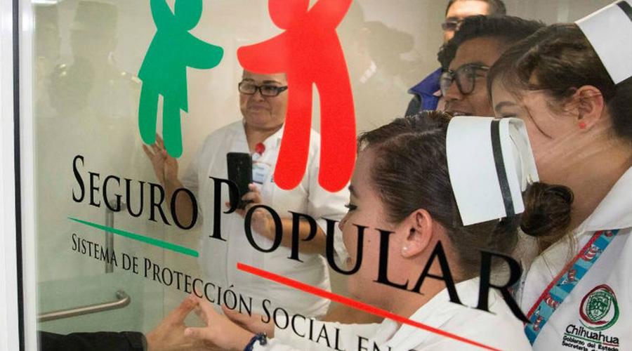 López Obrador dice adiós al Seguro Popular | El Imparcial de Oaxaca