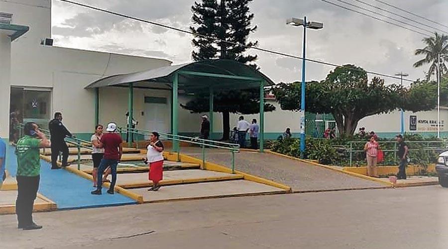 Con el anuncio de la llegada de AMLO al Istmo, trabajan para embellecer las calles | El Imparcial de Oaxaca