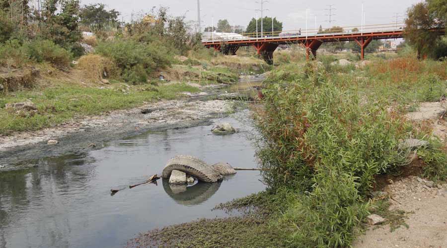 En Oaxaca buscan recursos para rescatar el Atoyac   El Imparcial de Oaxaca