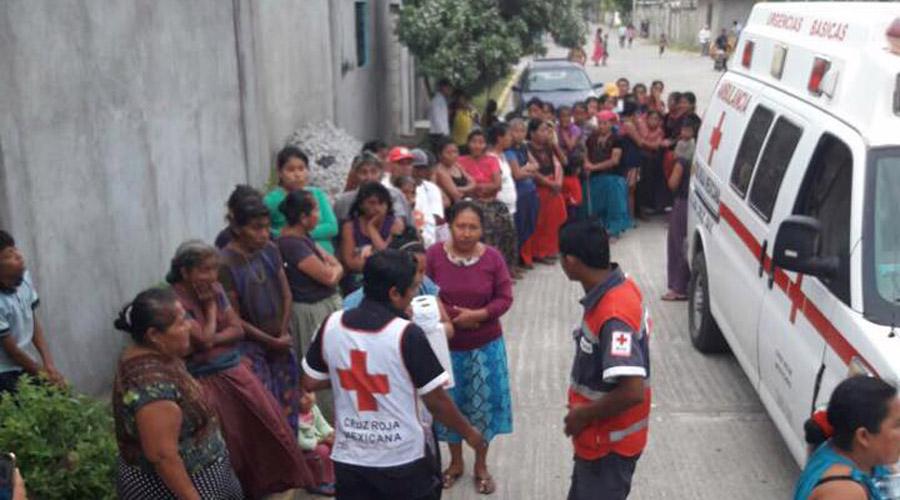 Cruz Roja, sin apoyo financiero | El Imparcial de Oaxaca