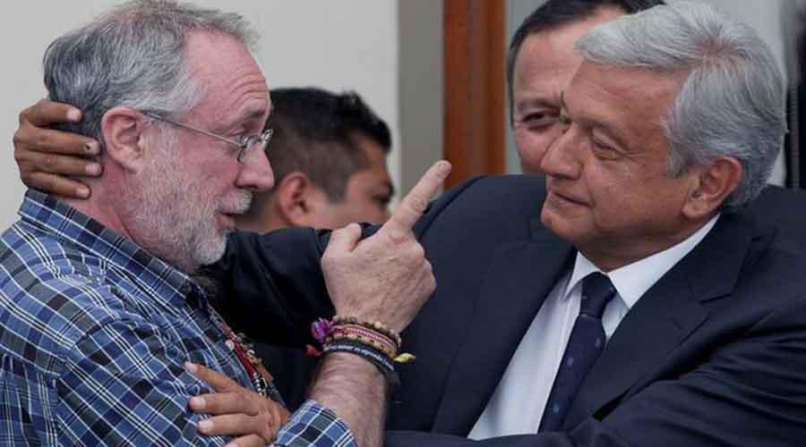 AMLO reconoció la tragedia, pero no respondió a la altura: Javier Sicilia   El Imparcial de Oaxaca