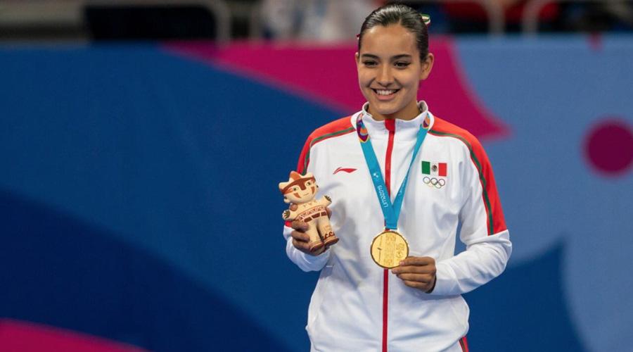 Gana México primer oro en Panamericanos por Taekwondo | El Imparcial de Oaxaca