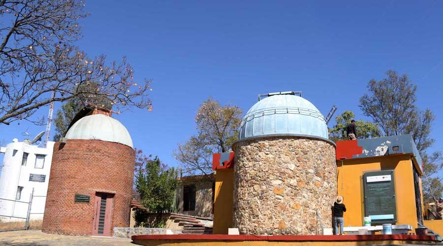 Hay interés de oaxaqueños por fenómenos astronómicos | El Imparcial de Oaxaca
