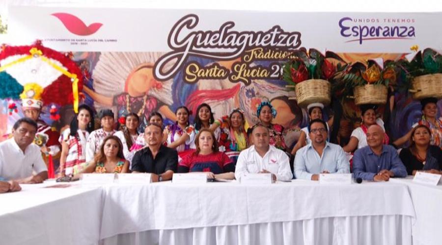Invita Dante Montaño a la guelaguetza tradicional Santa Lucía del Camino 2019 | El Imparcial de Oaxaca
