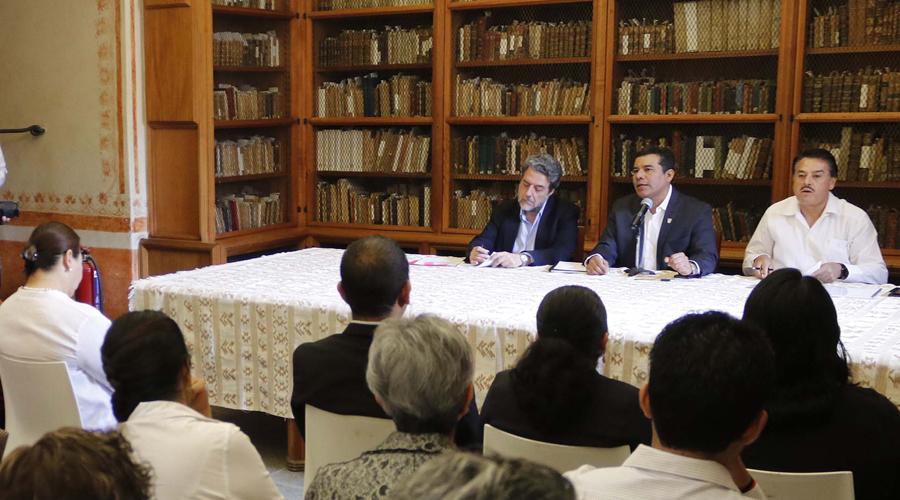 Respalda SEP a la UABJO; coinciden en universalidad de educación superior | El Imparcial de Oaxaca