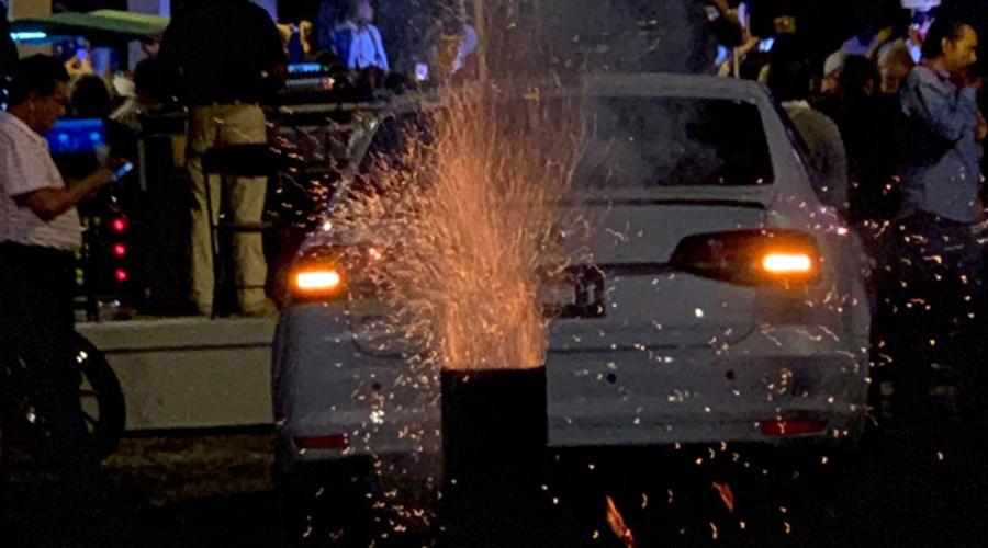Alertan por uso excesivo de pirotecnia en Oaxaca   El Imparcial de Oaxaca