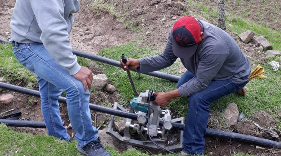Lluvias complican suministro de agua de Tlaxiaco   El Imparcial de Oaxaca