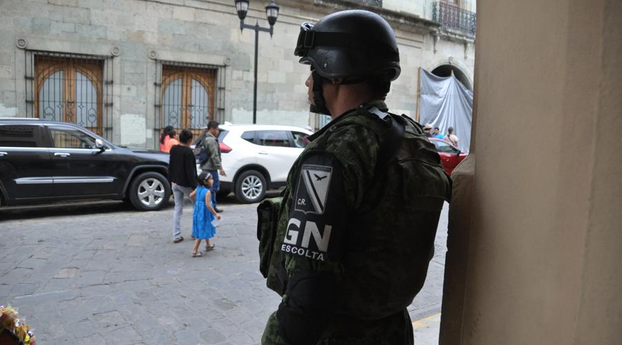 En Oaxaca 1,200 elementos de la Guardia Nacional   El Imparcial de Oaxaca