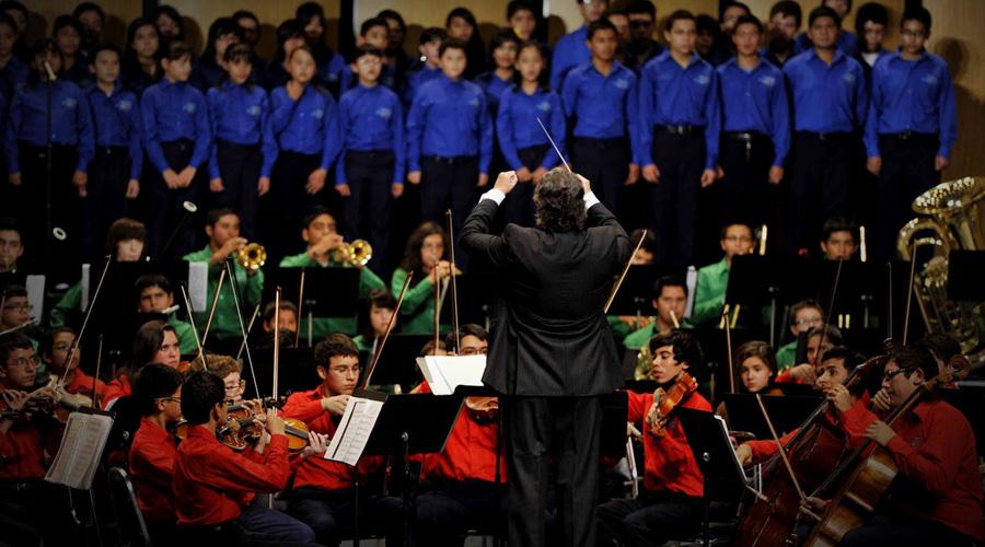 Falsa filantropía empaña a orquestas escolares de la SEP | El Imparcial de Oaxaca
