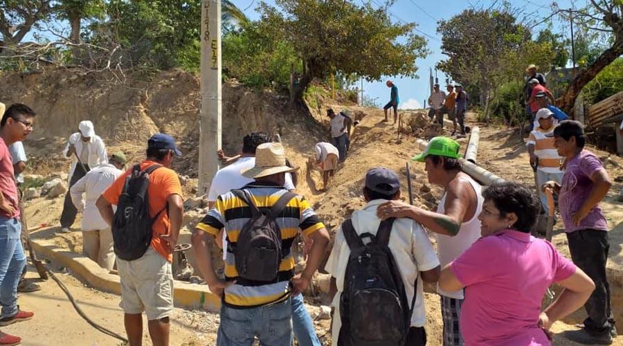 Familias del Istmo, sufren desabasto de agua hasta por dos meses | El Imparcial de Oaxaca