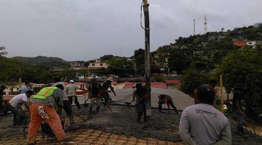 Incumplen con reconstrucción de escuelas en Salina Cruz | El Imparcial de Oaxaca