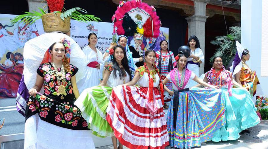 La Guelaguetza tendría que ser patrimonio: Adriana Aguilar | El Imparcial de Oaxaca