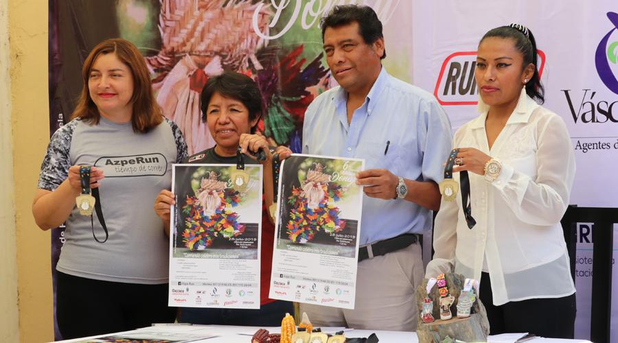 Anuncian la sexta edición de la Carrera Atlética Donají   El Imparcial de Oaxaca