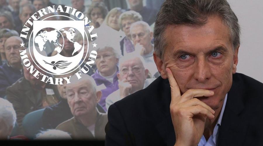 Luego de convenio, Argentina accede a préstamo del FMI   El Imparcial de Oaxaca