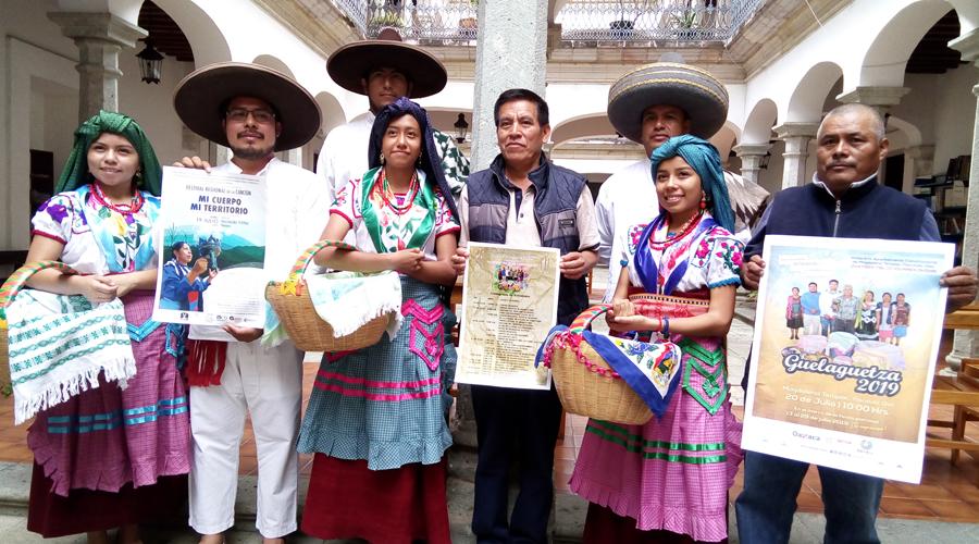 Magdalena Teitipac vivirá su Guelaguetza | El Imparcial de Oaxaca