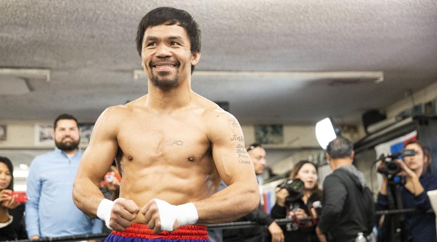 Video: Manny Pacquiao manda mensaje a AMLO; quiere estrechar amistad | El Imparcial de Oaxaca