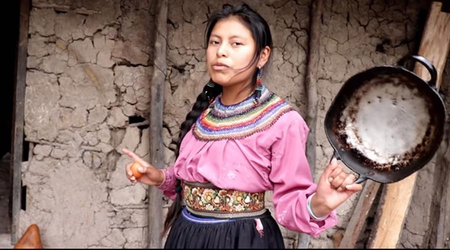 Conoce a Nancy Risol, la viral youtuber indígena   El Imparcial de Oaxaca