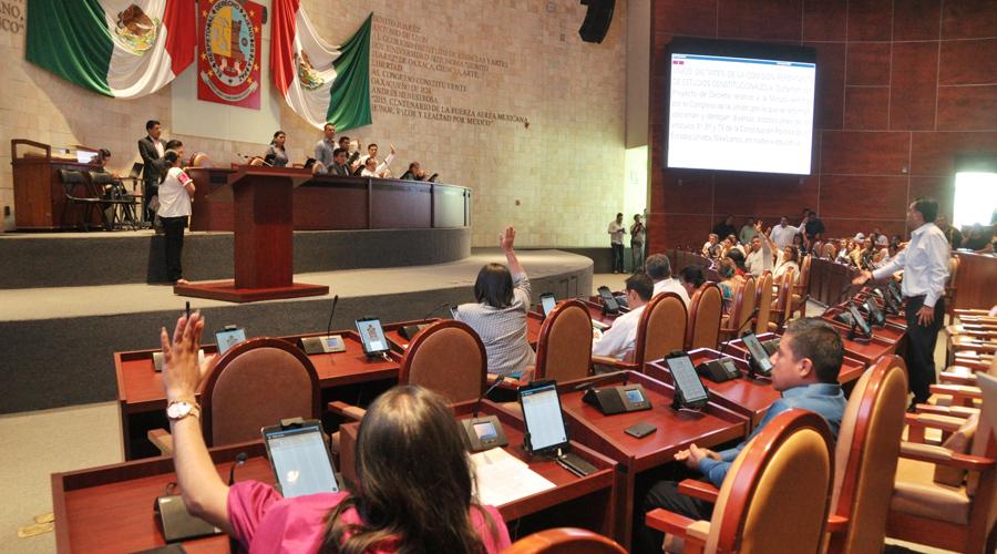 Por caso Tezoatlán, suspenden sesión en el congreso de Oaxaca | El Imparcial de Oaxaca